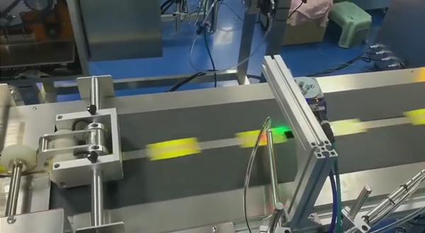 纸板印刷最 高6米/秒线速度读码
